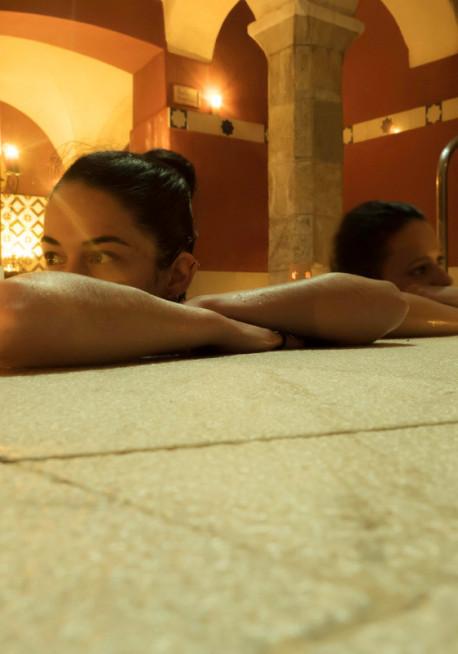 Baño+Masaje 30'+Aromaterapia+Té