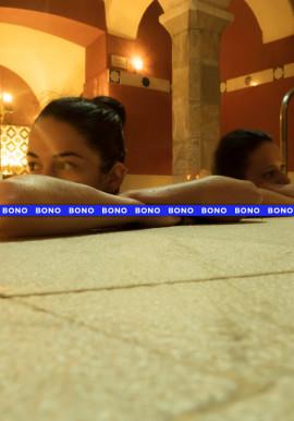 Bono parejas de 6 sesiones Baño+Masaje 15´+Aromaterapia+Té